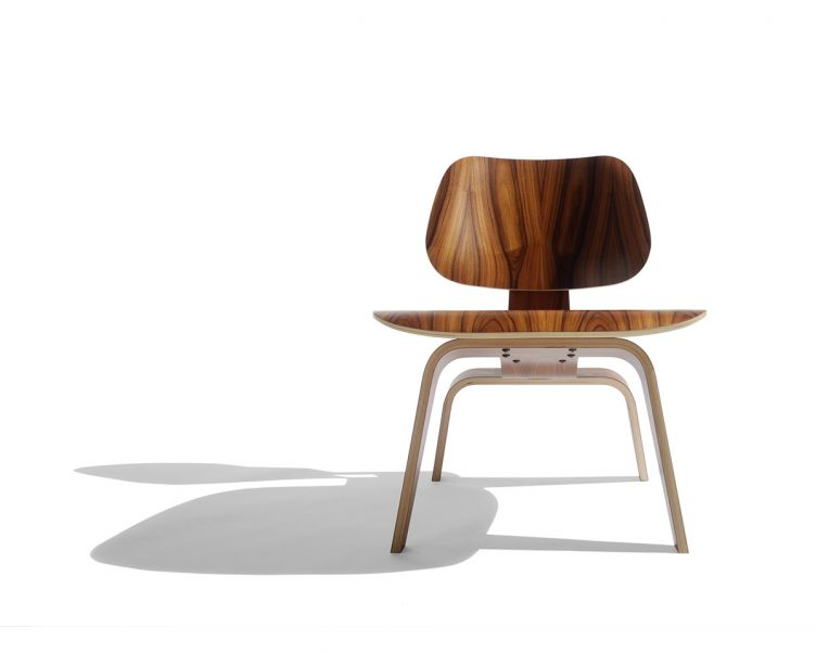 Eames LCW Lounge Chair Wood