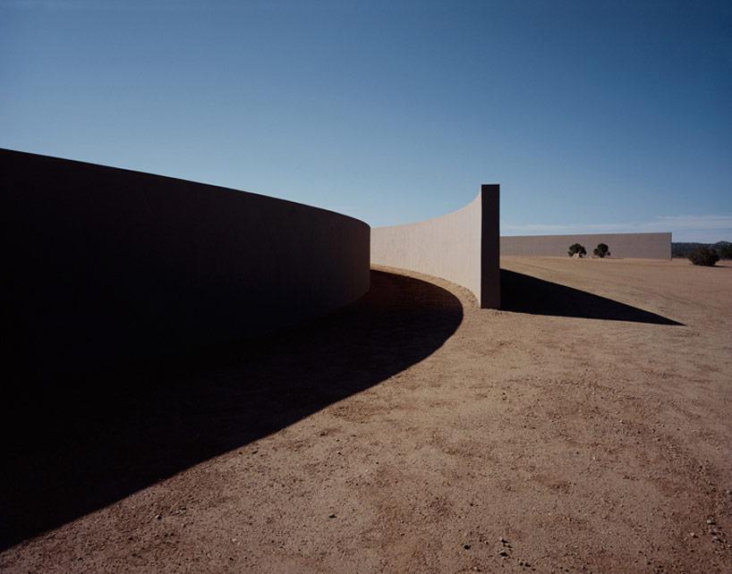 Tadao Ando - Tom Fords New Mexico Ranch, Santa Fe  C O W -9647