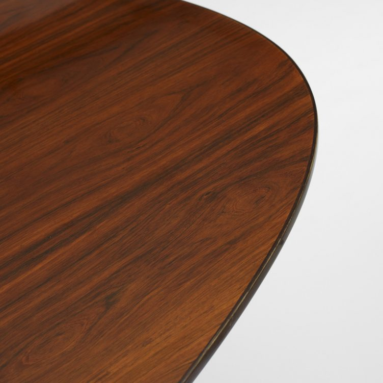 Super Ellipse Table By Arne Jacobsen