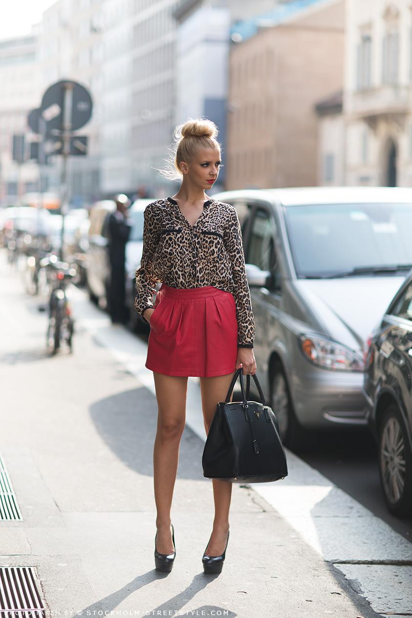 Lidia - Stockholm Street Style