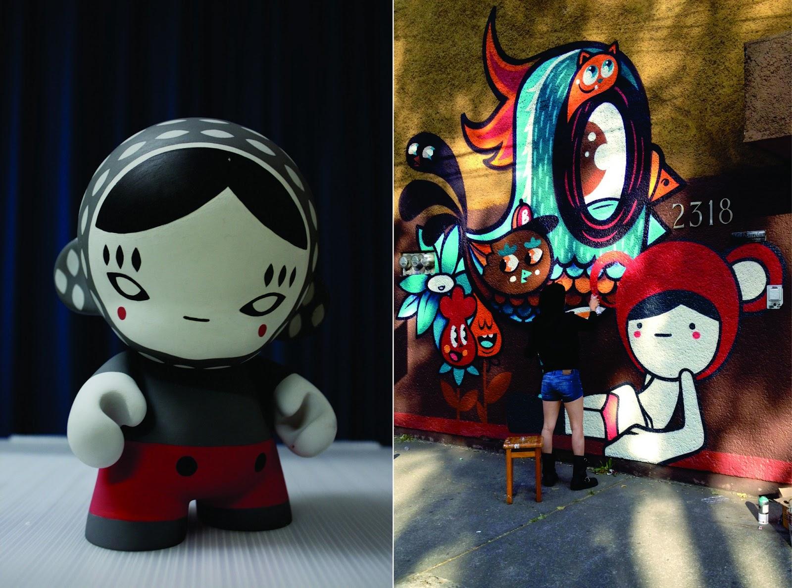 Itzel Mexican Illustration and Art