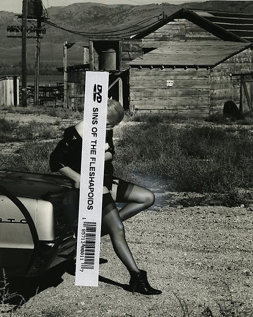 Richard Prince – Black and White Photograph