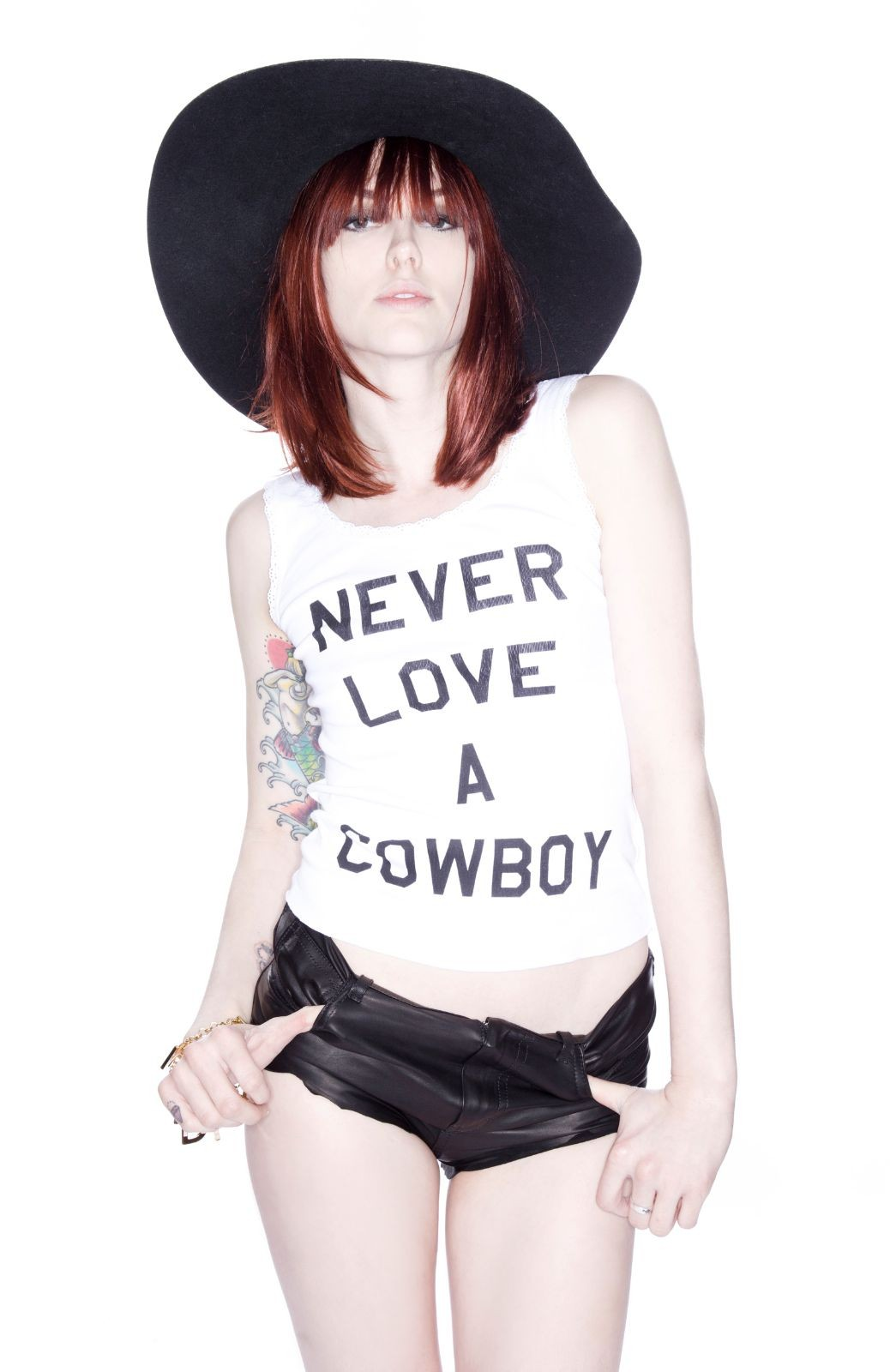 wildfox_couture_never_love_a_cowboy_buffalo_tank