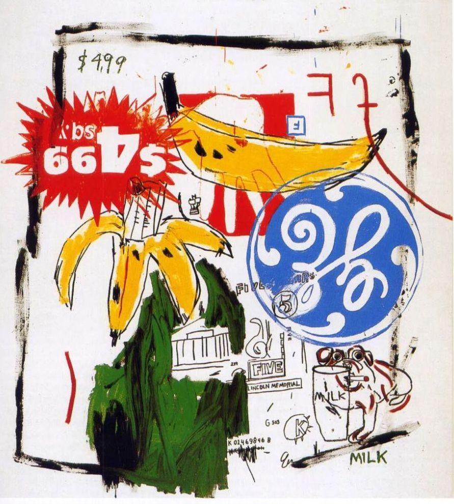 Basquiat-Jean-Michel-Warhol-Andy-bananas-1984-224x206