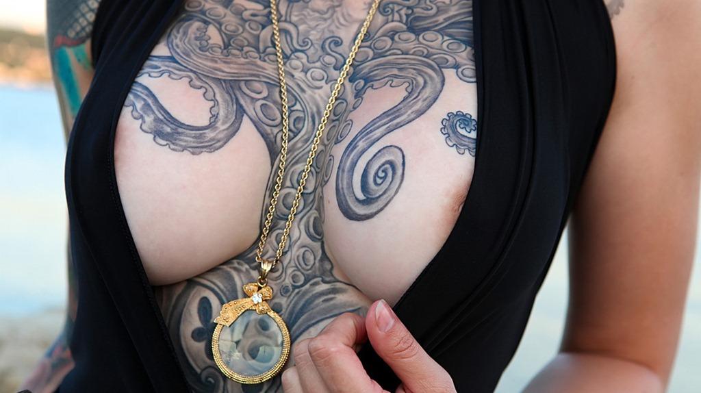 freyja veda boobs