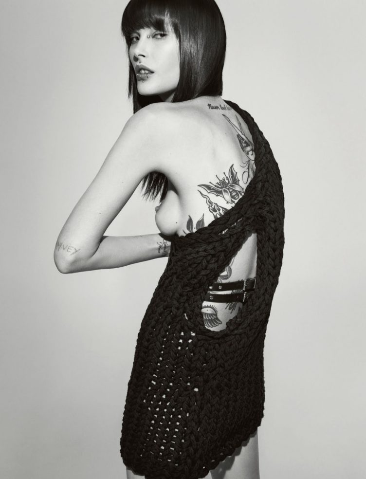 Catherine McNeil By Tom Munro For Numéro C13