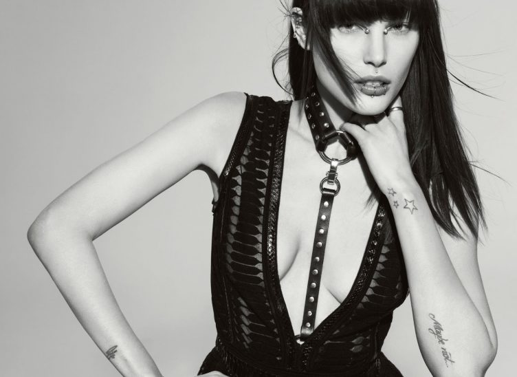 Catherine McNeil By Tom Munro For Numéro C4