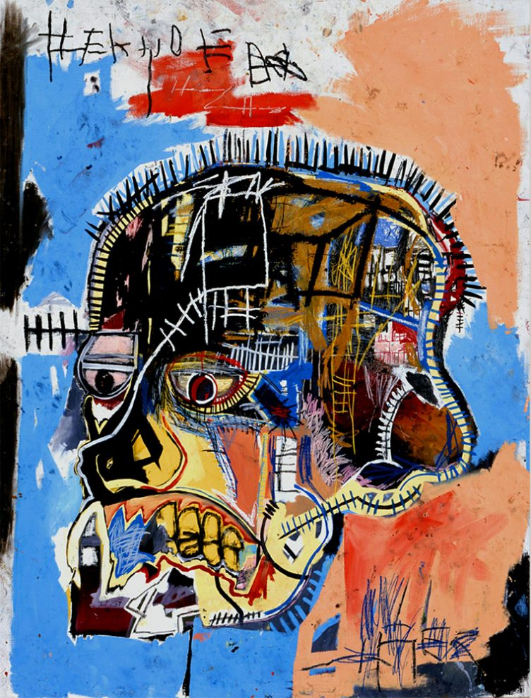 Jean-Michel Basquiat Hannibal