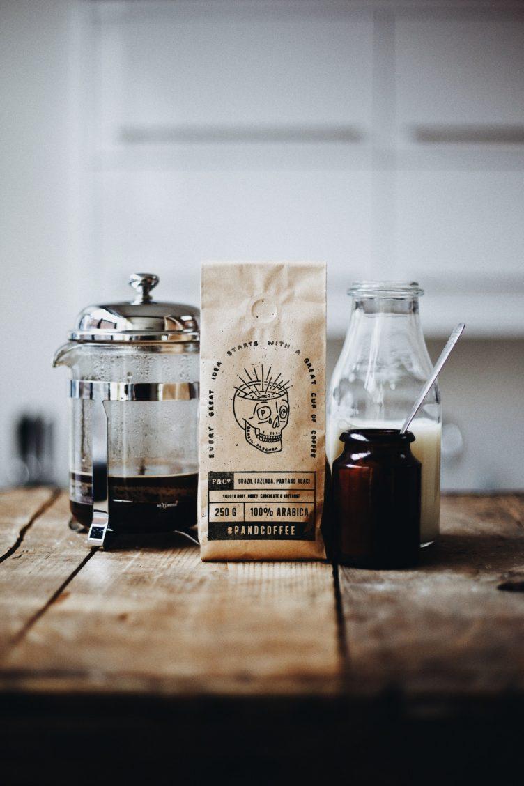 #pandcoffee