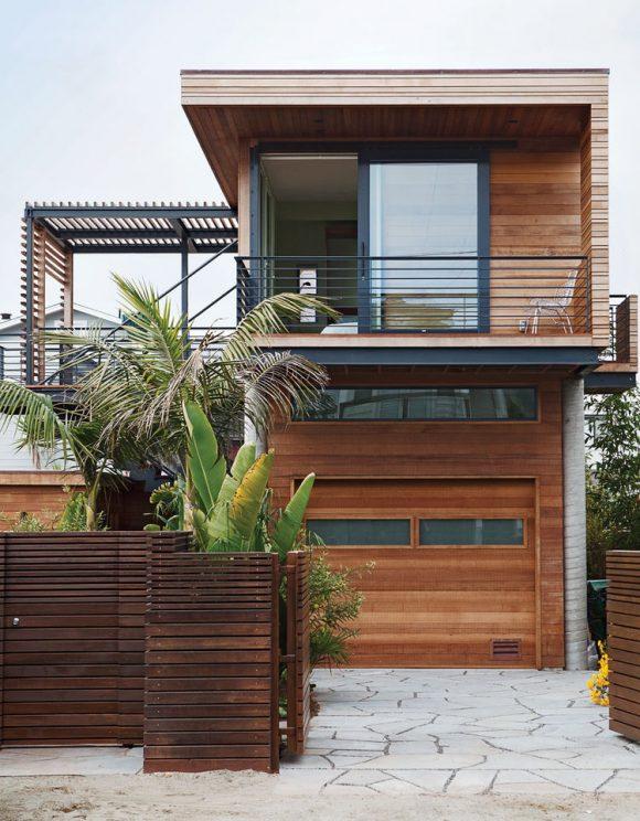 Stinson Beach House - Architects Matthew Peek and Renata