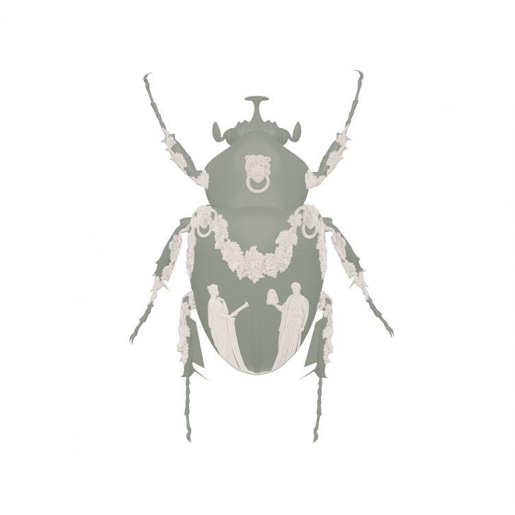 jasperware-scarab
