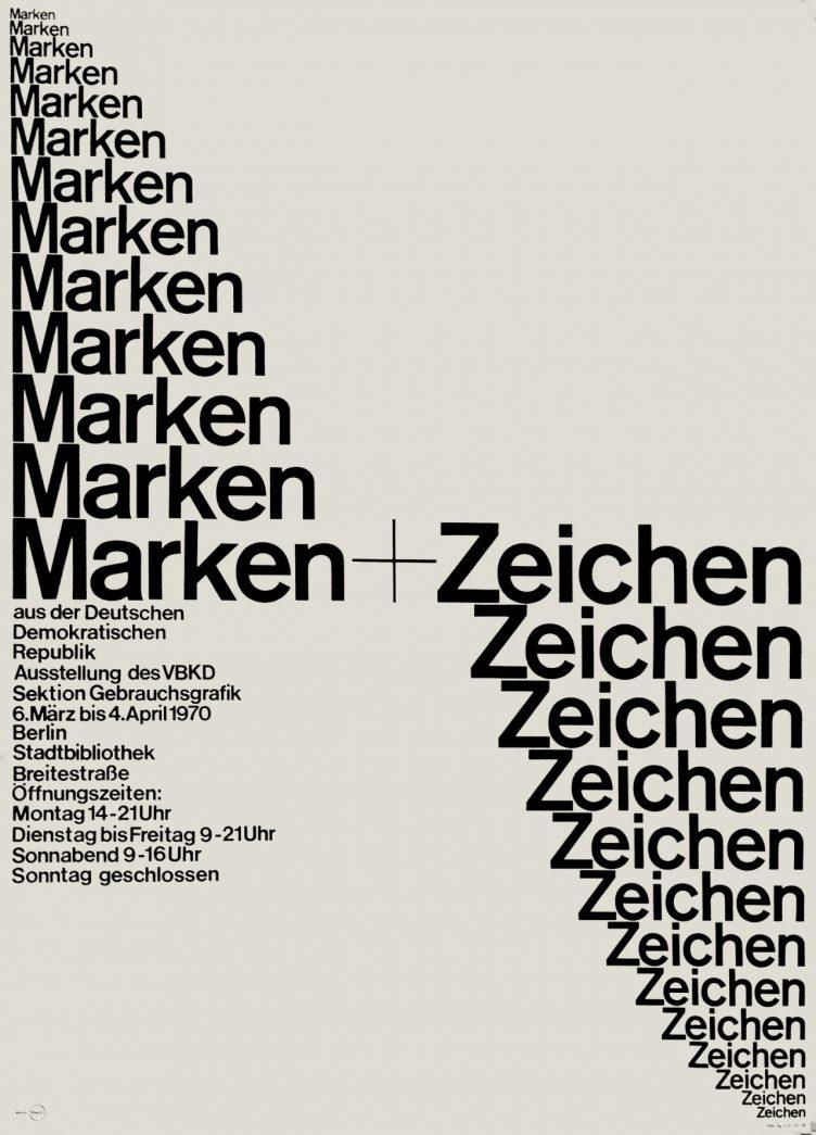 marken-and-zeichen-poster