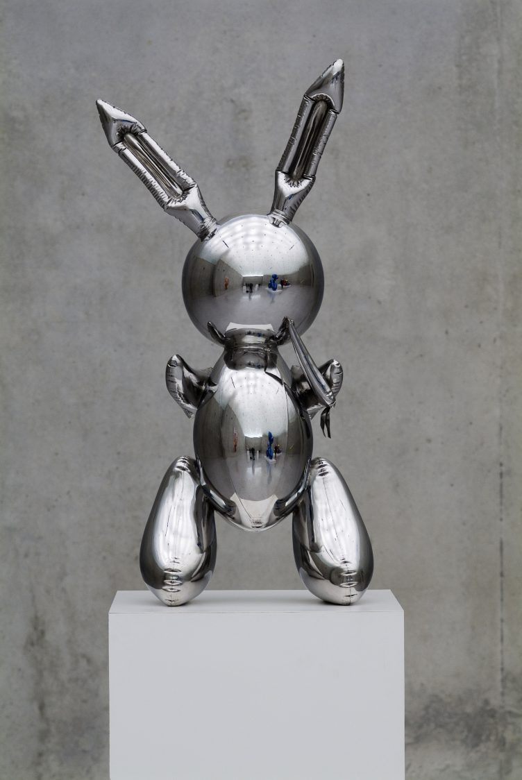 Jeff Koons - Rabbit, 1986