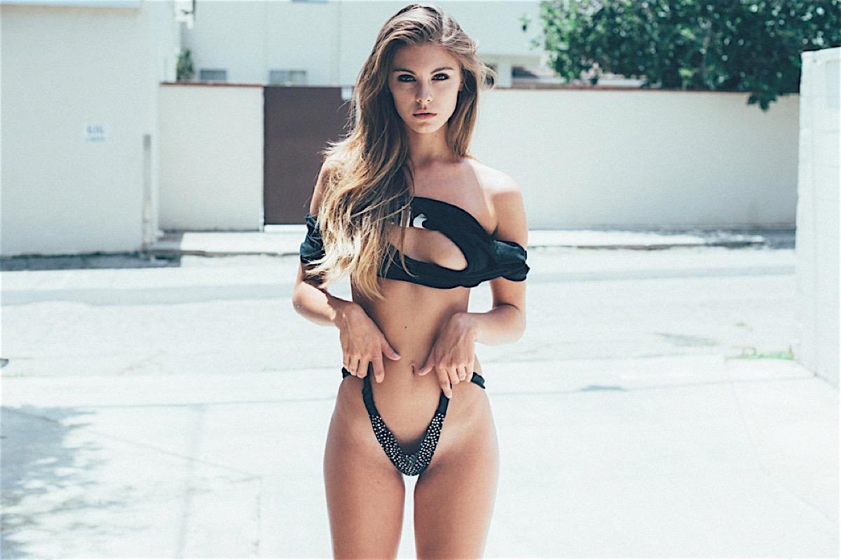 Carmella Rose in LA - Emanuele Ferrari — People