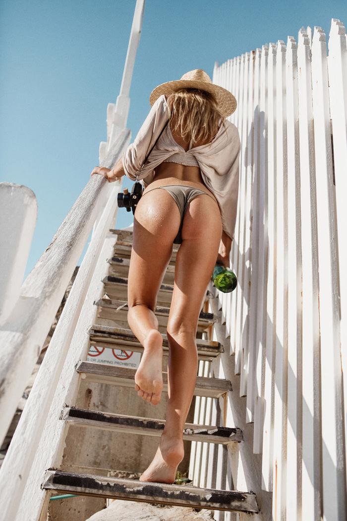 Alyssa arce naked in shower - 2 part 3