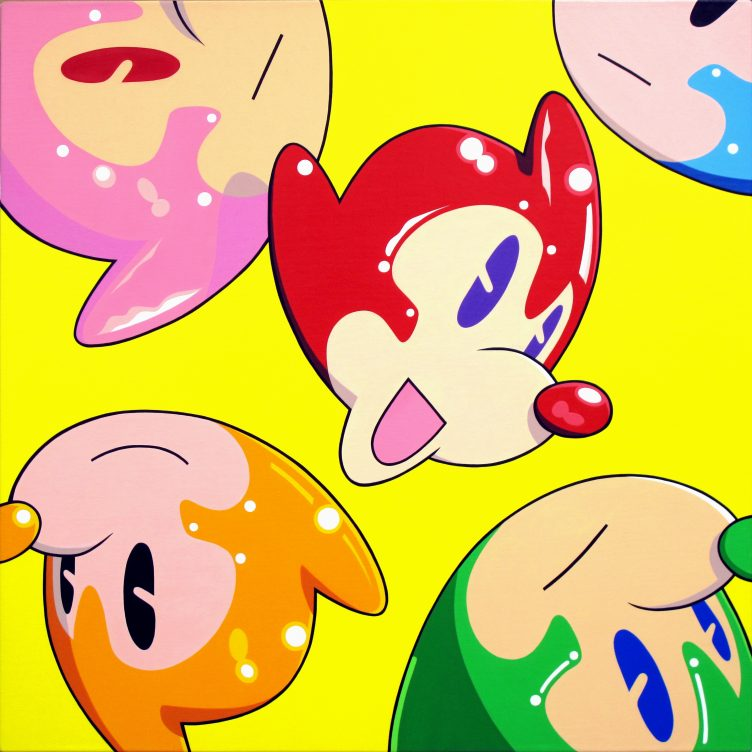 lee-dongi-bubbles-paintings-acrylic