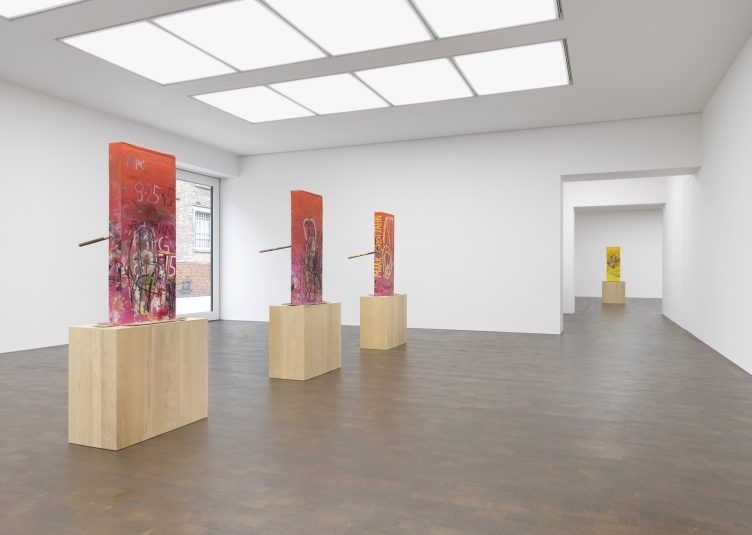pink-cosco-installation-by-mark-grotjahn-at-gagosian-gallery-006