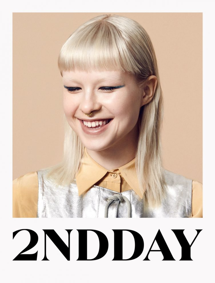 2ndday Campaign Winter 2016 Art Direction by Homework 002