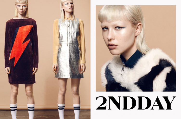 2ndday Campaign Winter 2016 Art Direction by Homework 003