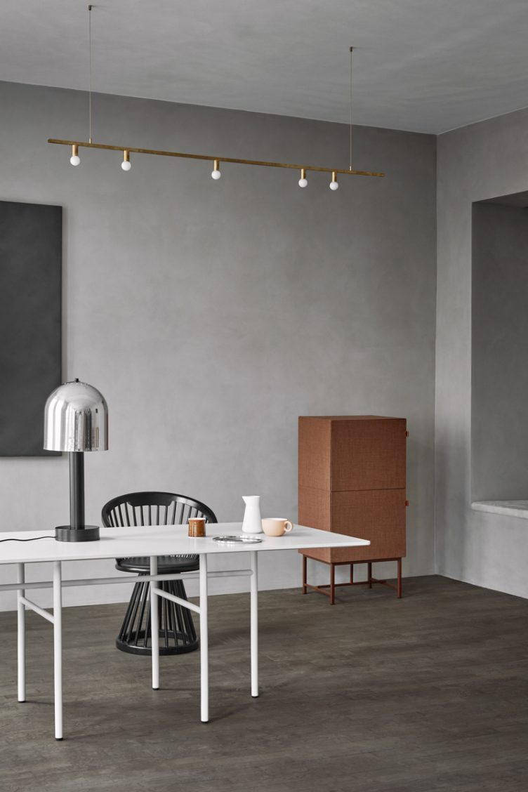 Norm Architects new collection of sound-absorbing cabinets for the Swedish brand Zilenzio 006