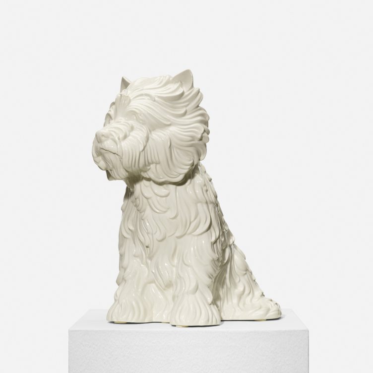 Jeff Koons, Puppy Vase, 1998 - Limited Edition Artwork 003