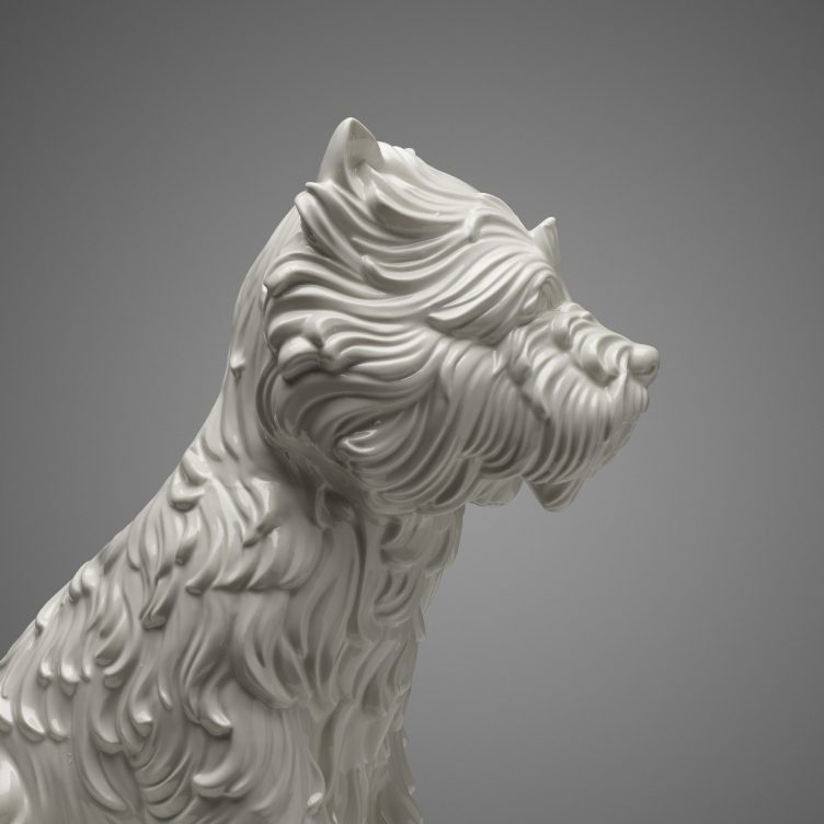 Jeff Koons, Puppy Vase, 1998 - Limited Edition Artwork 002