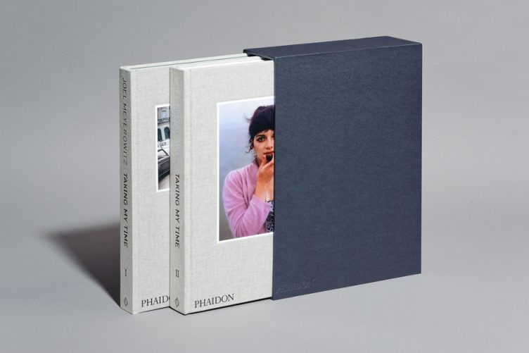 Joel Meyerowitz - Taking My Time - Limited edition book 008