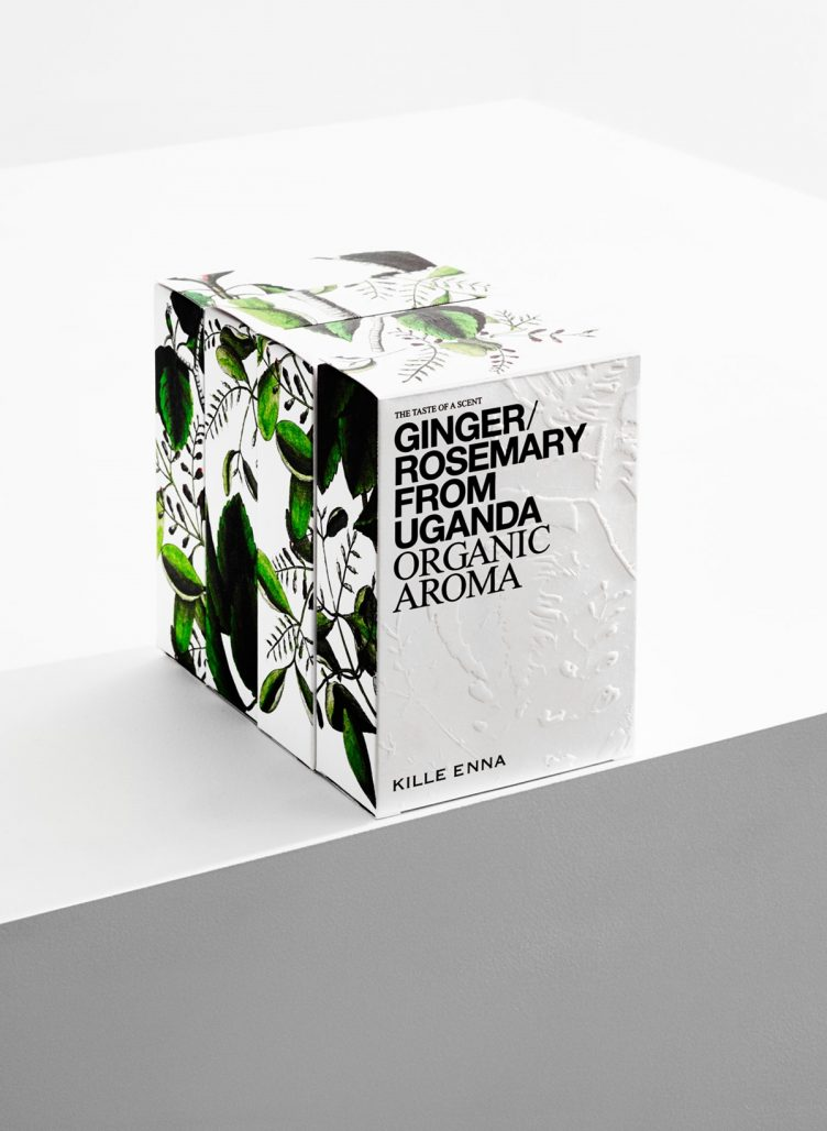 Kille Enna Organic Aroma Packaging by Homework - Design and Packaging 002