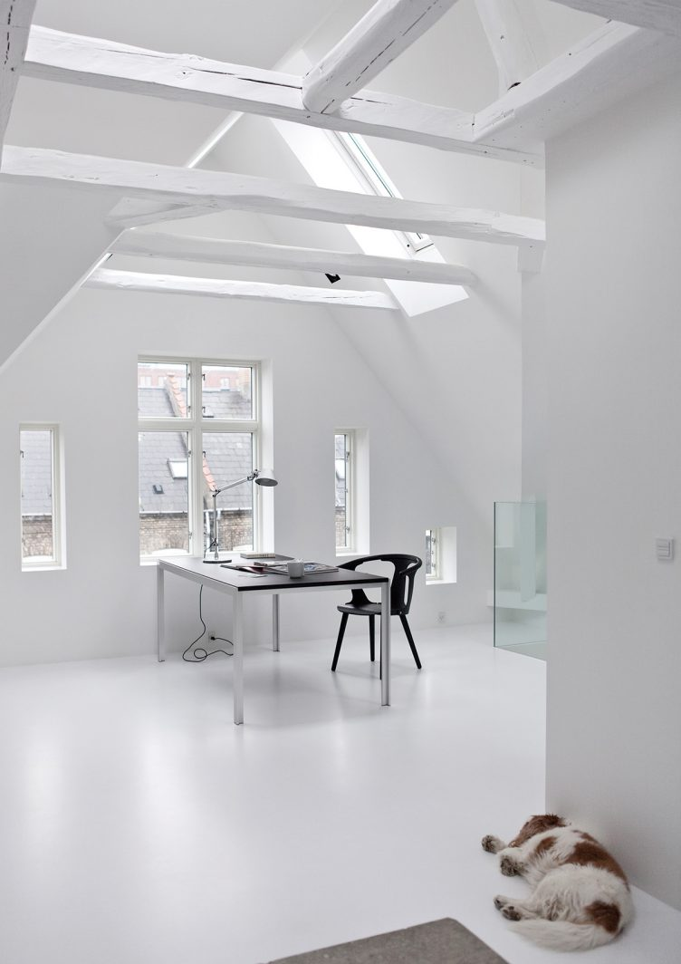 Townhouse II in Central Copenhagen by Norm Architects 006