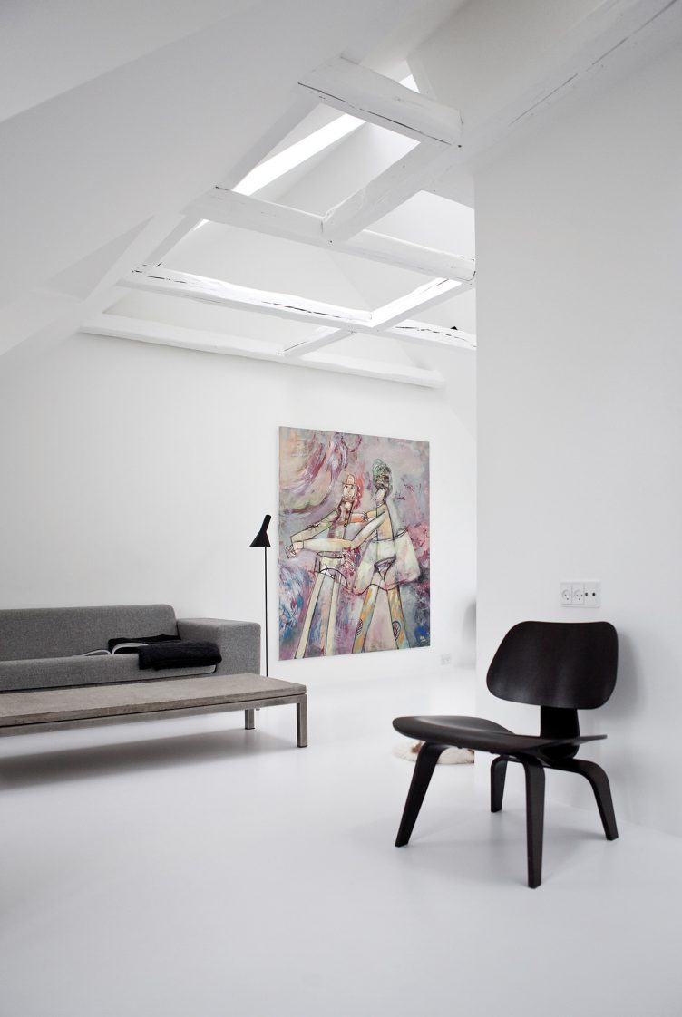 Townhouse II in Central Copenhagen by Norm Architects 001