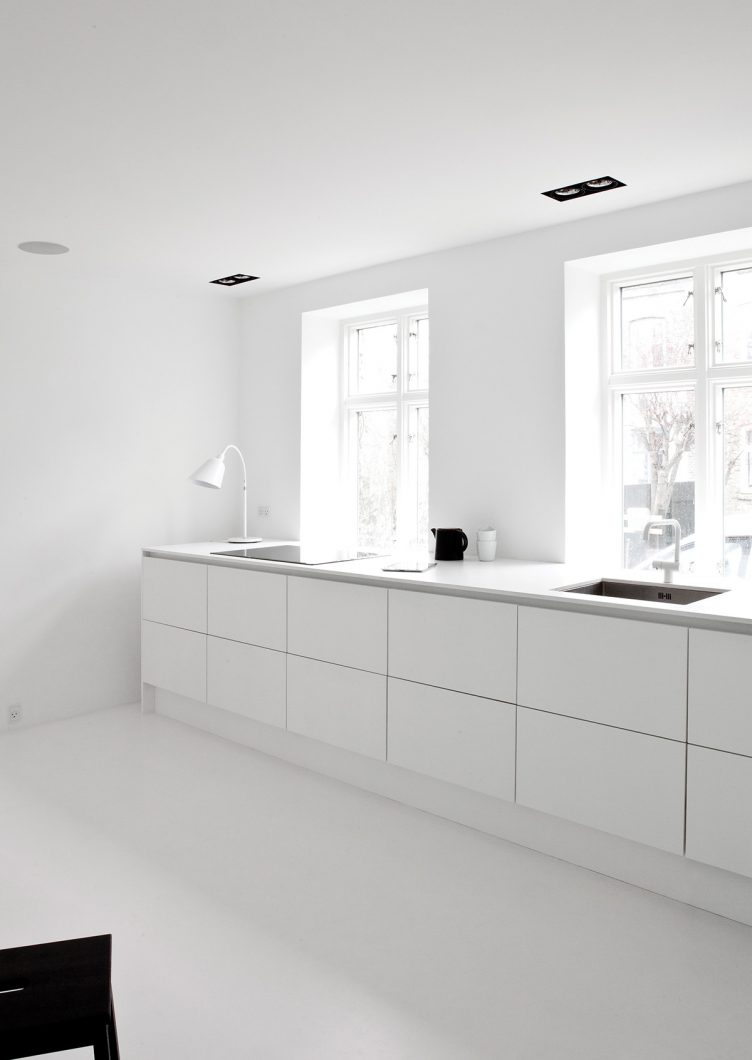Townhouse II in Central Copenhagen by Norm Architects 002