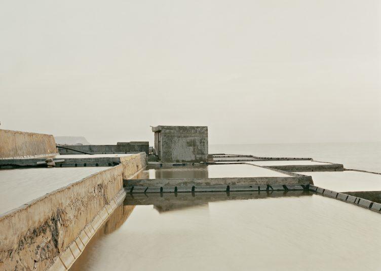 Elger Esser, Enfeh I, Lebanon, 2005. C-print, Diasec, 142 x 184 x 5 cm.