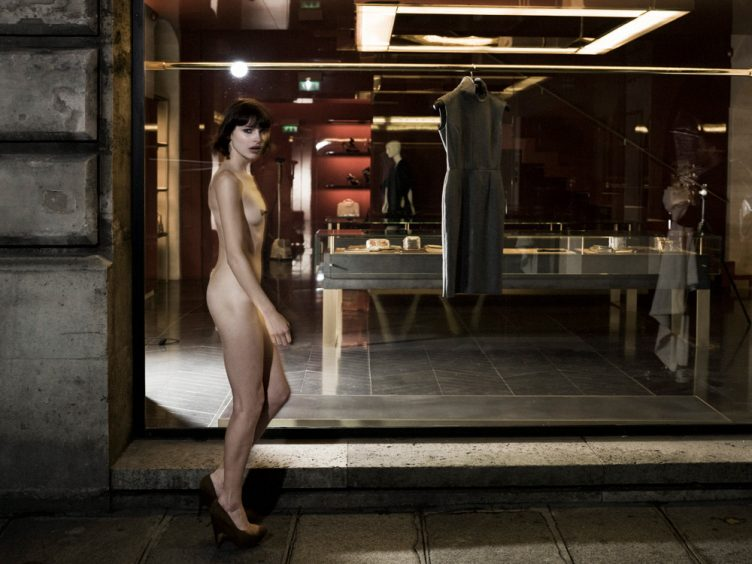 Jork Weismann - Achtung YSL Nude 01