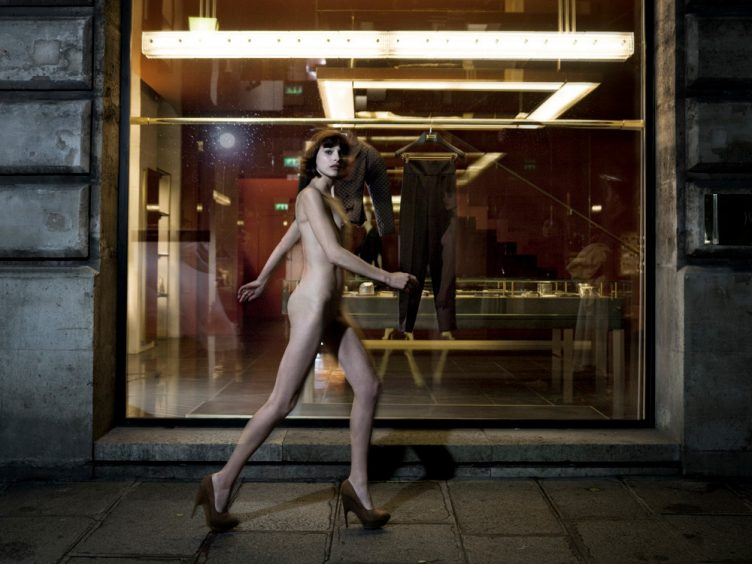 Jork Weismann - Achtung YSL Nude 02