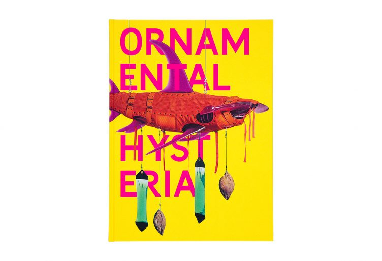 Ashley Bickerton - Ornamental Hysteria Book 02