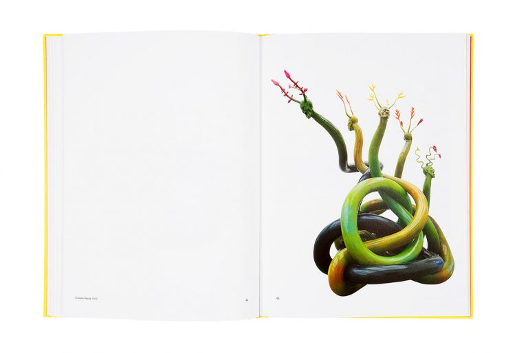 Ashley Bickerton - Ornamental Hysteria Book 07