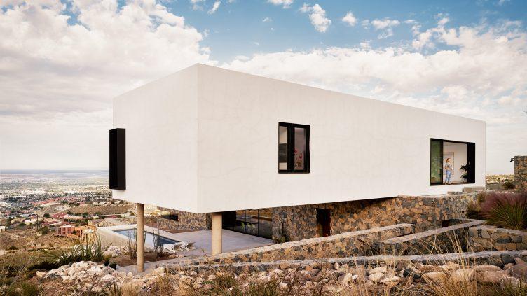 Franklin Mountain House, El Paso, Texas by Hazelbaker Rush 01