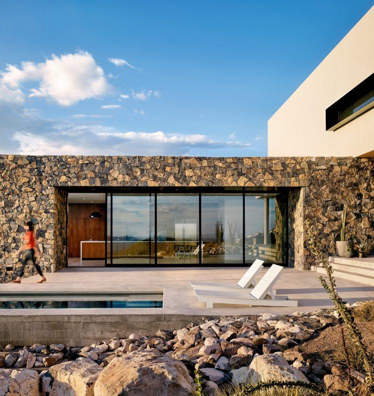 Franklin Mountain House, El Paso, Texas by Hazelbaker Rush 08