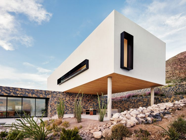 Franklin Mountain House, El Paso, Texas by Hazelbaker Rush 09