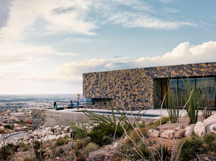 Franklin Mountain House, El Paso, Texas by Hazelbaker Rush 14