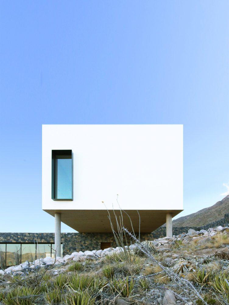 Franklin Mountain House, El Paso, Texas by Hazelbaker Rush 15