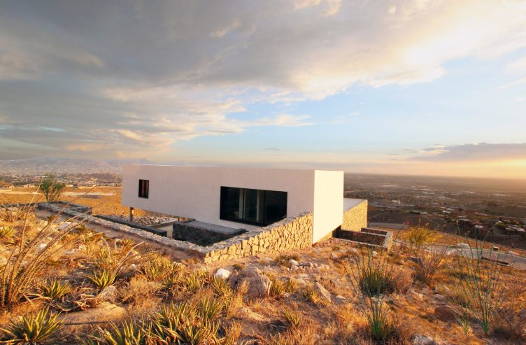 Franklin Mountain House, El Paso, Texas by Hazelbaker Rush 16