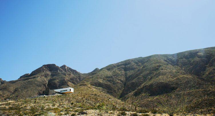 Franklin Mountain House, El Paso, Texas by Hazelbaker Rush 17