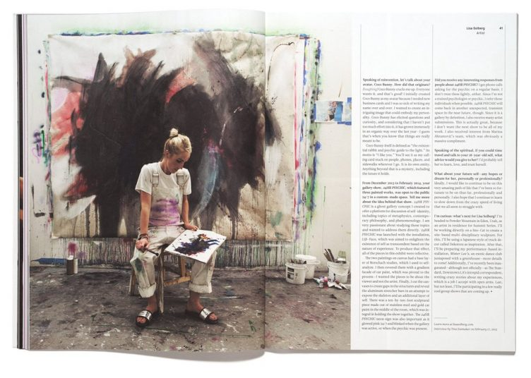 The Great Discontent Issue 3 Spread 06
