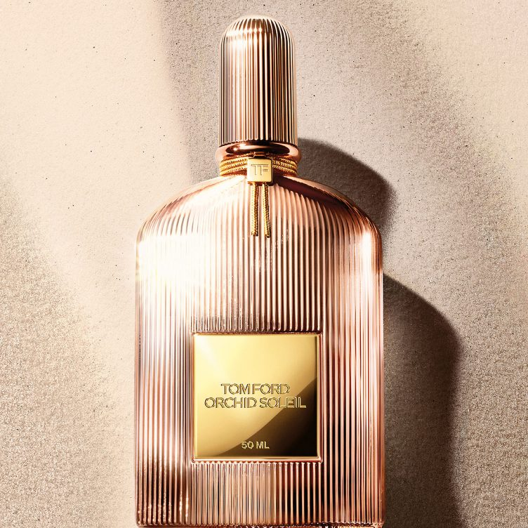 Tom Ford Orchid Soleil Bottle - Packaging