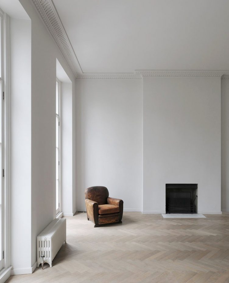 Apartment in Bryanston Square, London by DRDH Architects 03