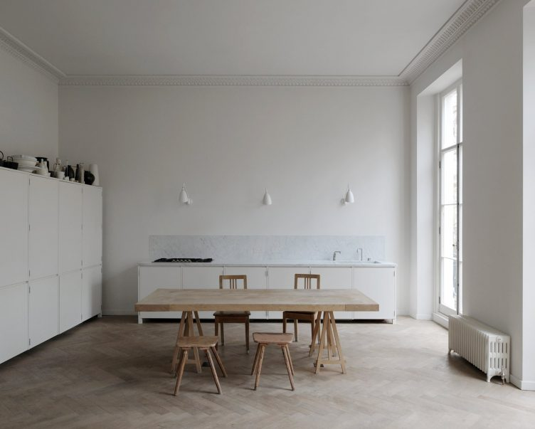 Apartment in Bryanston Square, London by DRDH Architects 06