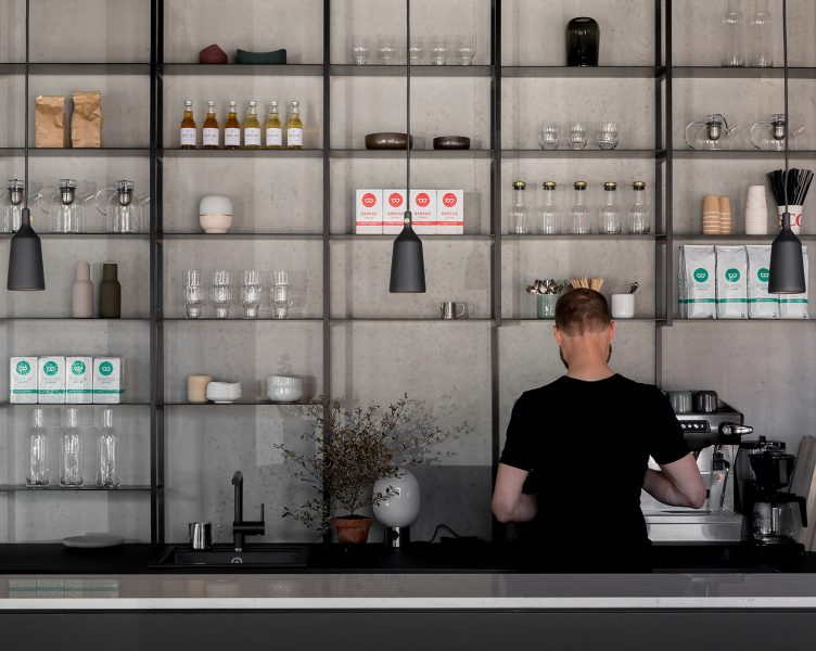 Norm Architects designed Menu Space is the newly finished showroom, office, and café 02
