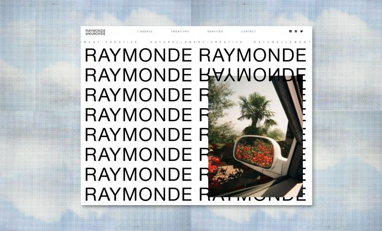 Raymonde Identity and Webdesign by Thibault Priou 03