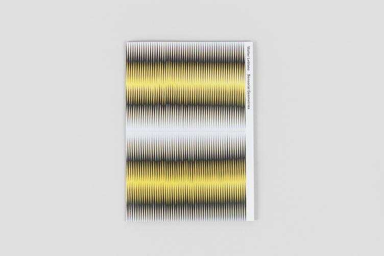 Walter Leblanc: Sensorial Geometries / Geometrie Sensoriali 001